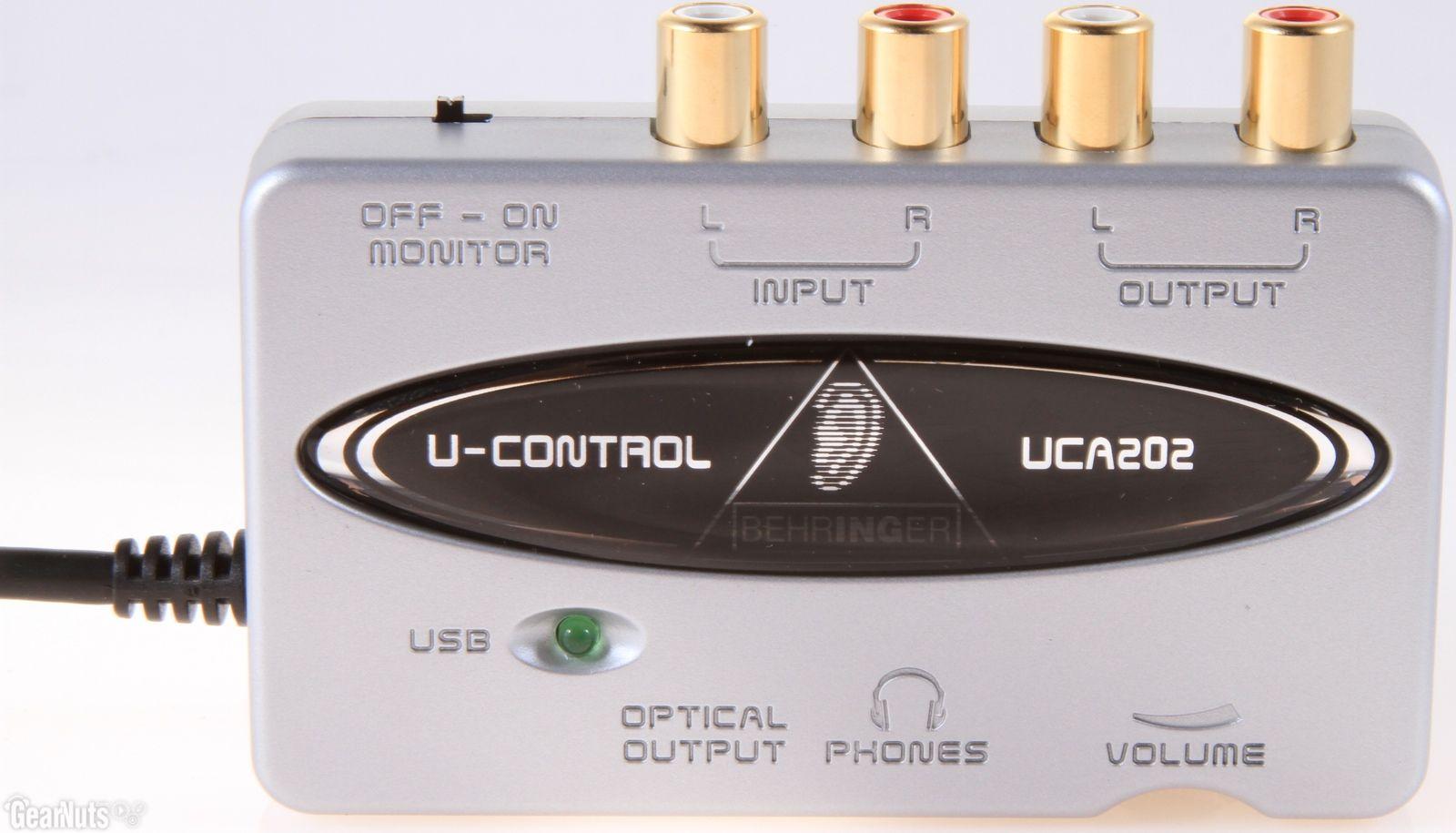 U Control Uca202 Driver Download
