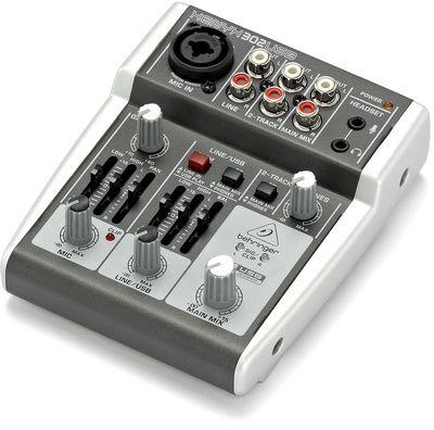 mixer analog behringer xenyx 302usb mixere analogice soundstudio. Black Bedroom Furniture Sets. Home Design Ideas