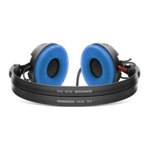 Casti DJ Sennheiser HD 25 Blue Limited Edition