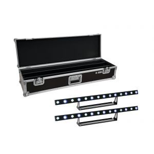 Eurolite LED STP-7 2 Beam/Wash + case