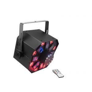 EUROLITE LED FE-1750 Hybrid Laserflower