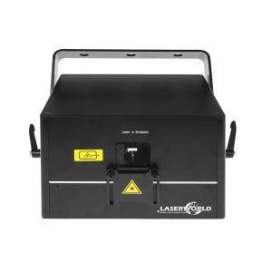 Laser Laserworld DS-3000RGB (ShowNET)