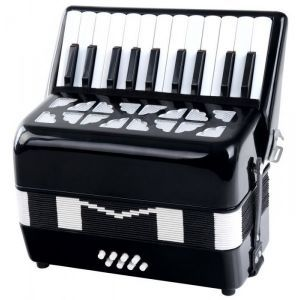 Acordeon Classic Cantabile Secondo kids 8 basi negru