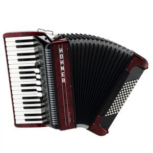 Hohner Amica III 72 Red