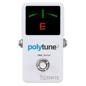 Acordor Chitara TC Electronic Polytune 3