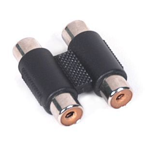 Adaptor RCA / RCA Omnitronic