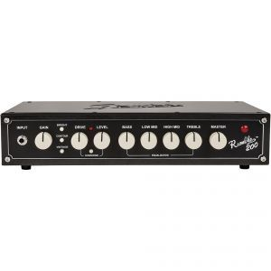 Amplificator chitara bass Fender Rumble 200 Head V3