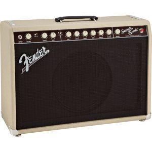 Amplificator Chitara Fender Super-sonic 22 Blonde Combo