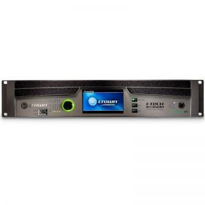 Amplificator Crown I-Tech IT4X3500HD