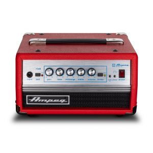 Combo de Bas Ampeg Micro-VR Set Special Edition Red