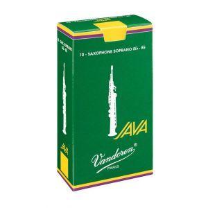 Ancie saxofon Sopran Vandoren Java 3.0 SR303