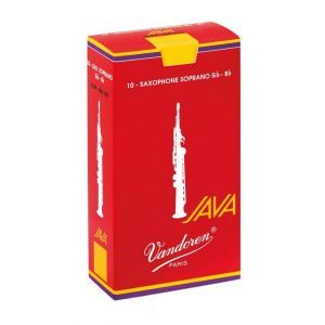 Ancii Vandoren Java Red Cut Saxofon Sopran 3.5