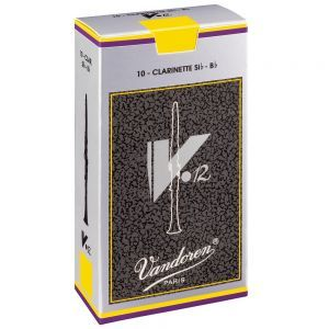 Ancii Vandoren V 12 Clarinet Bb CR 1945 4.5