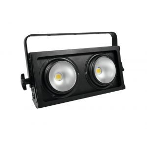 Audience Blinder 2x100W LED COB 3200K