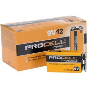 Baterie Duracell Procell 9 V