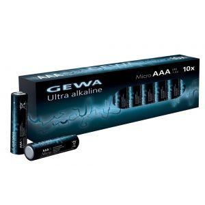 Baterie Gewa Ultra Alkaline 1.5V Micro AAA