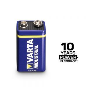 Baterie Varta 9V Industrial 4022