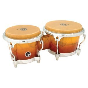 Bongo LP Percussion Accents Eddie Montalvo