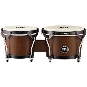 Bongo Meinl Headliner Traditional HTB100WB M Walnut Brown