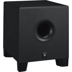Yamaha HS 5 / HS 8S SET Black