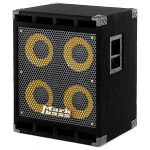 Cabinet de chitara bass Markbass Standard 104HF-4 Ohm