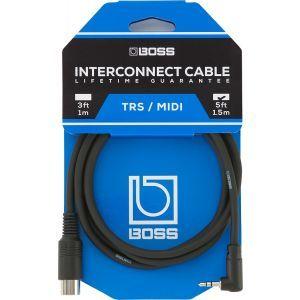 Cablu Boss TRS MIDI