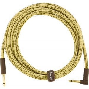 Fender Deluxe Tweed Instrument Cable 3m