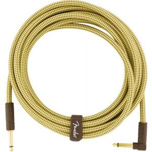 Fender Deluxe Tweed Instrument Cable 4.5m