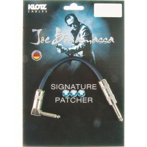 Cablu Patch Klotz Joe Bonamassa JBPR003 0.3m