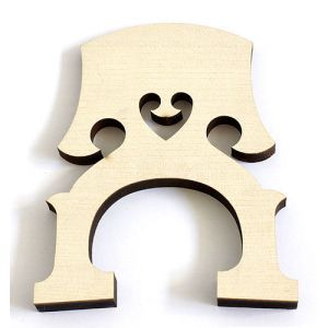 Hora Standard Cello Bridge