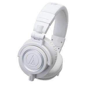 Audio Technica ATH M50X Wh