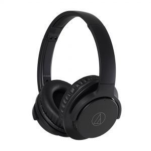 Casti Bluetooth Audio Technica ANC500 BT BK
