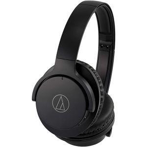 Casti Bluetooth Audio Technica ANC500 BT BK