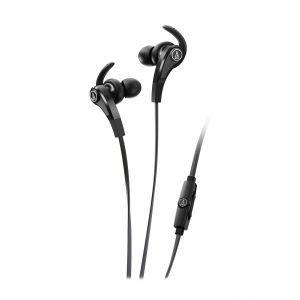 Casti In-ear Audio Technica ATH CKX9iS Bk