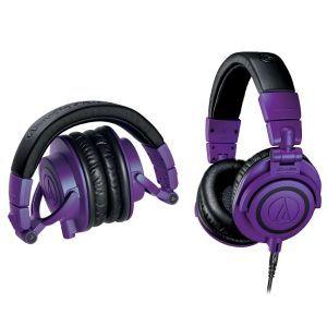 Casti Studio Audio Technica ATH-M50x PB Limited Edition