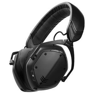 Casti V Moda Crossfade II Wireless Black Metal