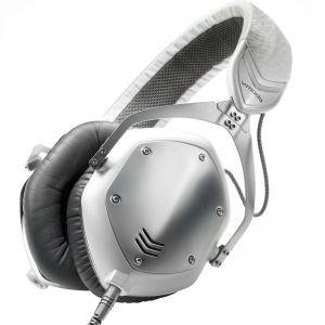 Casti V Moda Crossfade M100 WH Silver