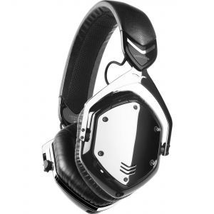 Casti V Moda Crossfade Wireless Phantom Chrome