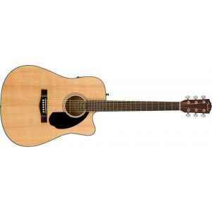 Fender CD-60SCE Natural