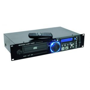 CD Player Omnitronic XMP 1400