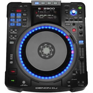 CD/MP3 Player Denon DJ DN SC2900