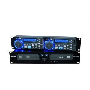CD/Mp3 Player Omnitronic XMP 2800 Dual