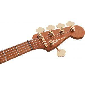 Charvel Pro-Mod San Dimas Bass JJ V Candy Apple Red Metallic