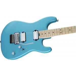 Charvel Pro-Mod San Dimas Style 1 HH FR M Matte Blue Frost