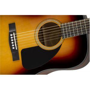 Chitara acustica Fender CD-60 V3 Sunburst WN