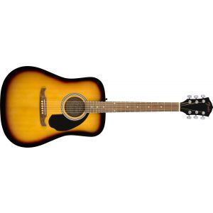 Chitara Acustica Fender FA-125 Dreadnought WN Sunburst