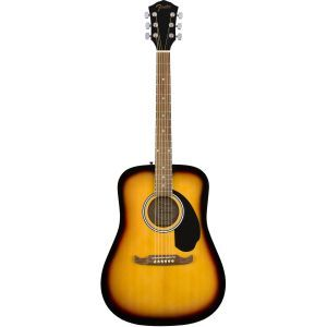 Chitara Acustica Fender FA-125 Dreadnought WN Sunburst