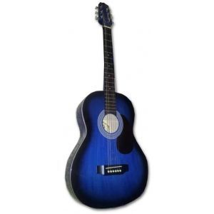 Hora Standard M 1/2 Blue Acoustic Guitar