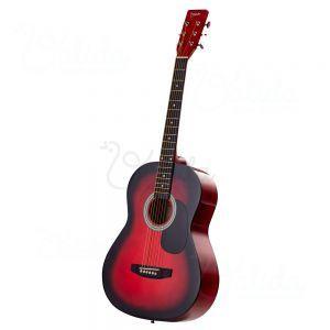 Chitara Acustica Valida V100 39 Red Sunburst