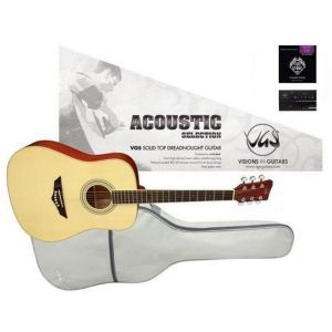 Set Chitara Acustica VGS V-1 Acoustic Selection Mistral